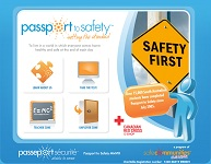Safety Passport Site